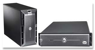 Used Dell PowerEdge Servers, Dell PowerEdge Server Systems