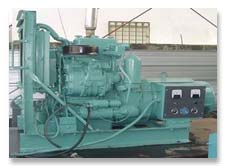 used Detroit power generator