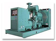 used Onan power generator